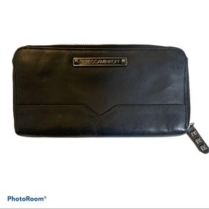 Rebecca Minkoff leather full size wallet